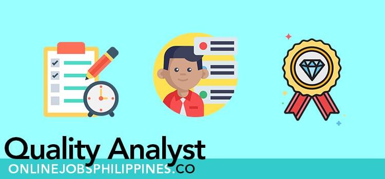 Quality Analyst